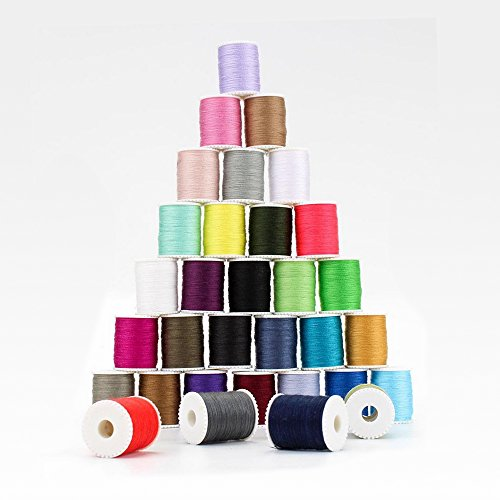 NEX Sewing Thread 60pcs Mixed Colors Sewing set up For Sewing MachineSK02 Parts