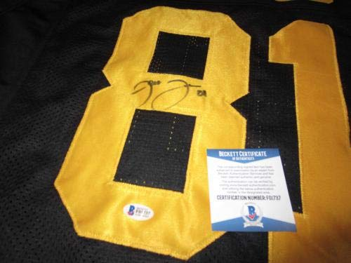 Jesse James Autographed Jersey - Color Rush w BAS COA XL - Beckett  Authentication - Autographed NFL Jerseys at Amazon s Sports Collectibles  Store 4b08756db