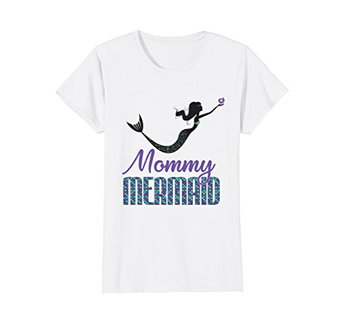 416bef0b desertcart Oman: Little Mermaid Mom Shirt | Buy Little Mermaid Mom ...