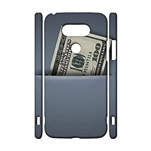 LG G5 3d Protective Case Contracted Prevdent Money Symbol Print Phone Case for LG G5