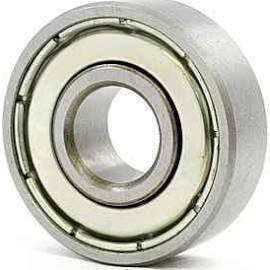 MR106zz Mini Metal Double Shielded  Ball Bearings 6mm*10mm*3mm
