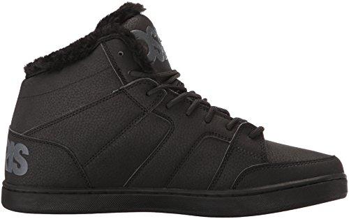 Shoe Skate Black Osiris Mid black SHR Convoy FwUaq