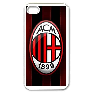 Creative Phone Case AC Milan For iPhone 4,4S I567410