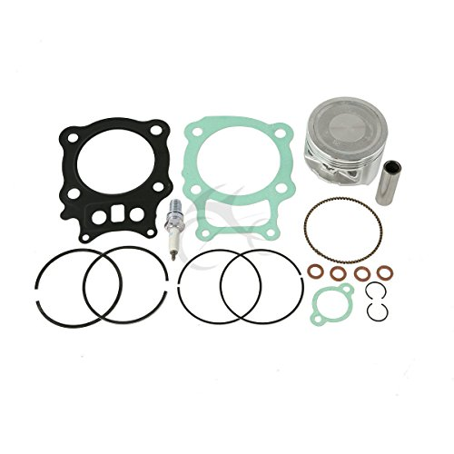 Amazon Com Xfmt Piston Rings Gasket Kit Set Spark Plug Compatible