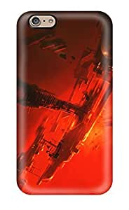 [FsmXfYa2817VhQPV] - New Red Sun Protective Iphone 6 Classic Hardshell Case