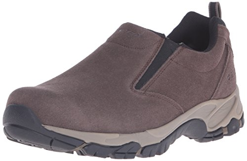 Chocolate Moc - Hi-Tec Men's Altitude Moc Suede-M, Dark Chocolate, 13 M US