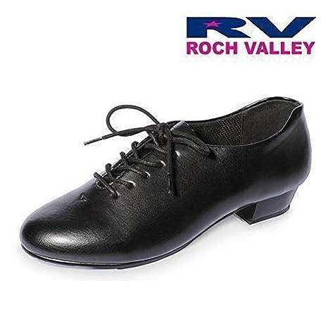 ROCH Valley Unisex ECONOMIA OXFORD Tip Tap Scarpe da ballo da uomo o donna  rvjtap - 1566a2568a4