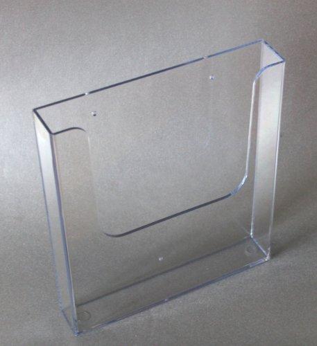 Brochure Leaflet Literature A4 Clear Plastic Display