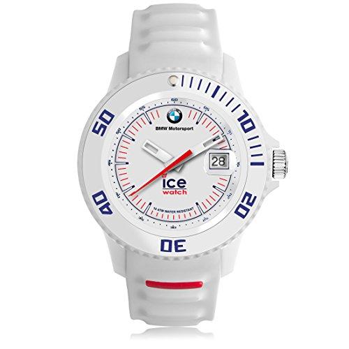 [アイスウォッチ]ICE-WATCH BMW Motorsport by Ice-Watch - Sili - White - Unisex BM.SI.WE.U.S.13