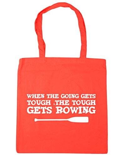 Tote Gets litres Gets Beach Going 42cm Gym the Tough x38cm HippoWarehouse 10 When Tough Bag Shopping Coral Rowing The xSqzwqfT0