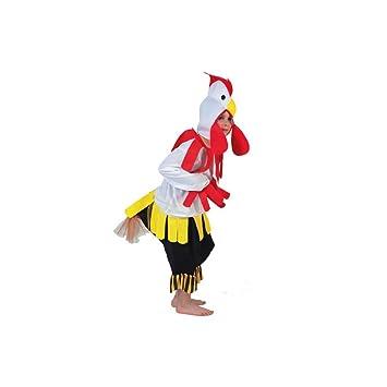 Fyasa 705974-t01 disfraz de gallo, tamaño mediano: Amazon.es ...