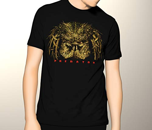 Predator, Horror Premium Graphic T-Shirt, Men