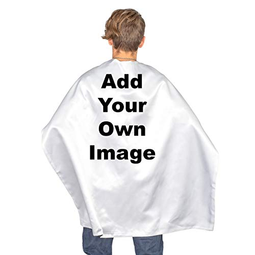 Design Your Own Hero Costume (Personalized Add Your Own Image Custom Adult Sublimation Capes)