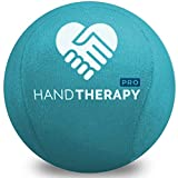 Stress Ball Hand Therapy Gel Squeeze Ball for Hand Stress and Therapeutic Relief, Grip Strength, Hand Mobility and Restoration (Teal) For Sale