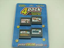 NeoGeo Pocket 4 Pack