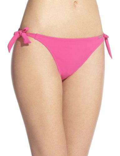 Banana Moon - Parte inferior del bikini para mujer Rosa (Fushia Sensitive)