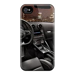 New Premium DiMHgml3694MccSE Case Cover For Iphone 4/4s/ Audi Rs3 Protective Case Cover