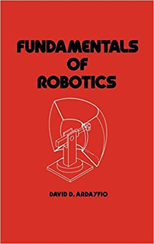 Fundamentals Of Robotics Mechanical Engineering David Ardayfio