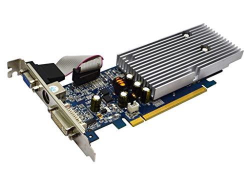 Mhz 400 Clock Core - Galaxy Nvidia GeForce 7200 GS 128MB DDR2 SDRAM DVI S-Video D-Sub PCI-Express x16 Video Graphics Card 72SDE2HDHCXX 4897008713454.