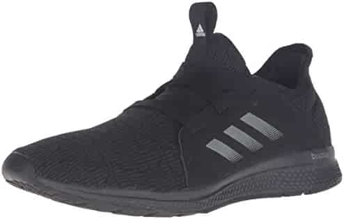 Adidas Women's Edge Lux w Running Shoe, Bold Pink/Haze Coral/Black, 12 M US