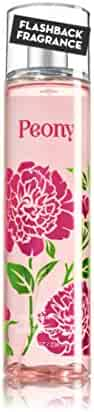Bath & Body Works Fine Fragrance Mist Peony (8 ounce)