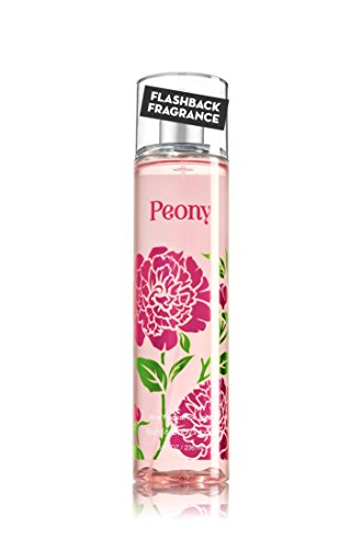 Bath & Body Works Fine Fragrance Mist Peony (8 ounce) ()