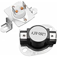 DC47-00018A & DC96-00887A Replacement Fits Samsung Dryer Thermal Fuse Thermostat