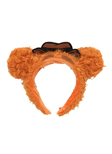 elope Fozzie Bear Fuzzy -