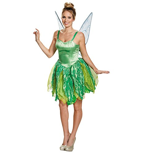 Prestige Tinker Bell Costume - Large - Dress Size 12-14