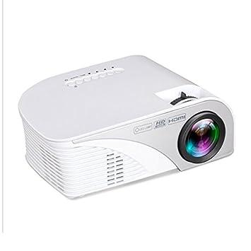 Wewoo Mini proyector de vídeo Blanco 960 * 640 1200 Lumens ...