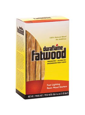 Duraflame 049 Fatwood 12-pack Firelighter 0.86-cu