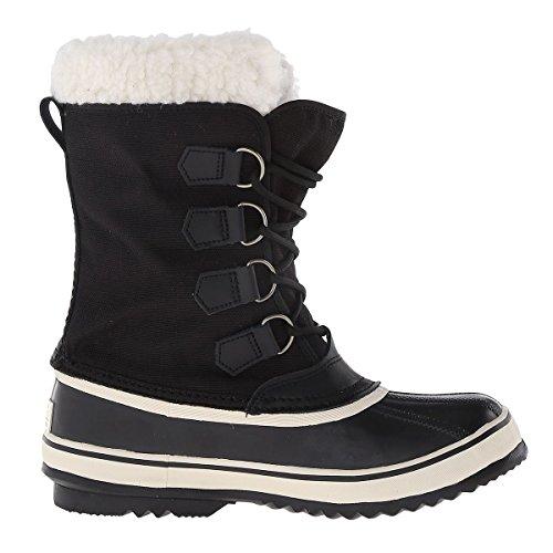 SOREL Women's Winter Carnival Boot,Black/Stone,7 M US by SOREL