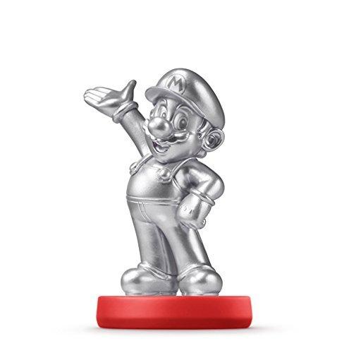 Mario Silver amiibo + Mario Gold amiibo (USA Edition) by Nintendo (Image #4)