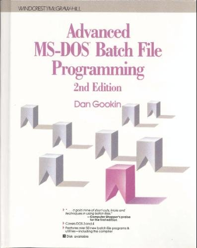 ozachary! media - Download Advanced MS-DOS Batch File