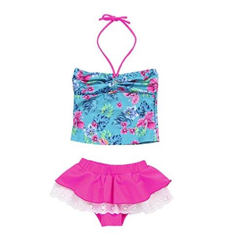 infant kids baby girls swimwear