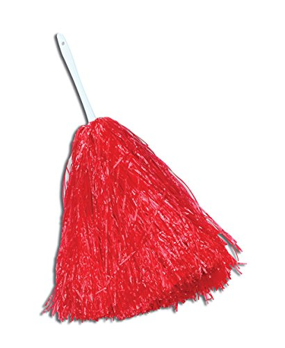 Bristol Novelty BA159 Pom Large Red, One -