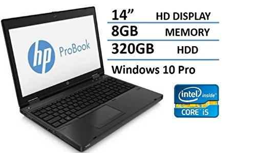 2016 HP Probook 6470B 14