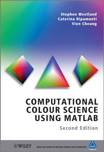 Computational Colour Science Using MATLAB