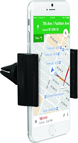 iHome IH-CM310B Car Mount for Universal Smartphones - Black