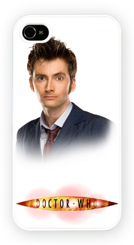 doctor who david tennant TV iPhone, iPhone 6, Etui de téléphone mobile - encre brillant impression
