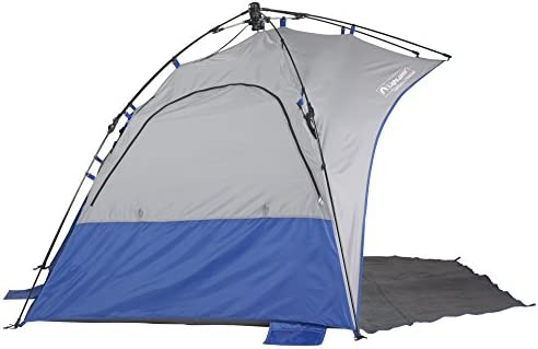 LightSpeed Quick Shelter V Pop up Tent with Front Porch