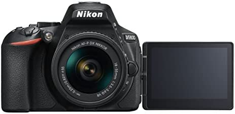 Nikon D5600 - Kit de cámara réflex de 24.2 MP con objetivo AF-P DX ...