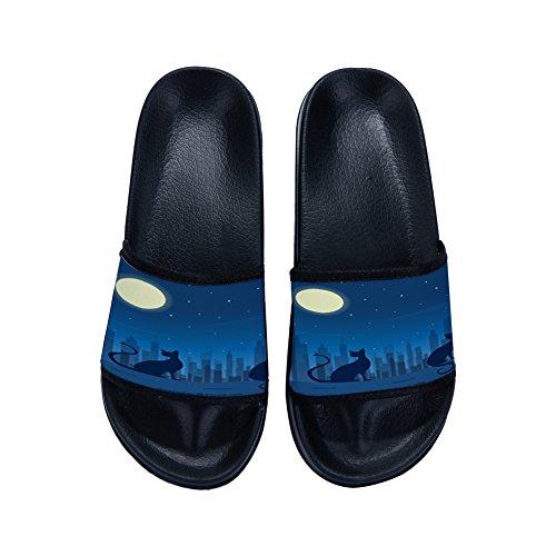 39 Donna Irma00Eve EU Pantofole C M Nero wF0RIq
