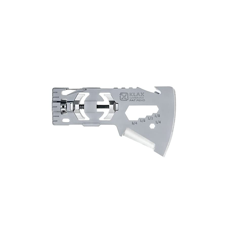 Klecker Knives KLAX The Versatile Light Weight Multi Tool Axe from