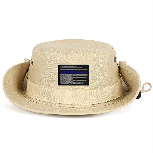 Unisex Adults School Florida State Thin Blue Line USA Flag Dad Golf Fishing Cap Quick Dry Adjustable Snapback