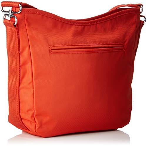 Mvz Irma Verbier Naranja De Mujer Bogner Shoulderbag orange Hombro Bolsa OT6twSq