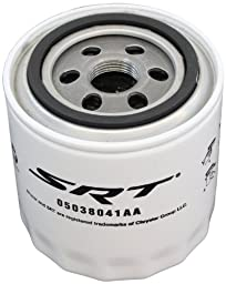 Genuine Mopar 5038041AA Oil Filter
