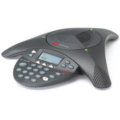 Polycom SoundStation2 Avaya 2490 Conference Phone (2 Way Duplex Jack)