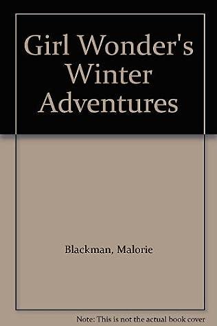 book cover of Girl Wonder\'s Winter Adventures