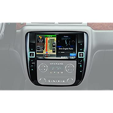 Alpine Electronics X009-GM 9 Restyle Dash System for Select GM Trucks